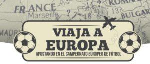 apuesta en el campeonato europeo de futbol